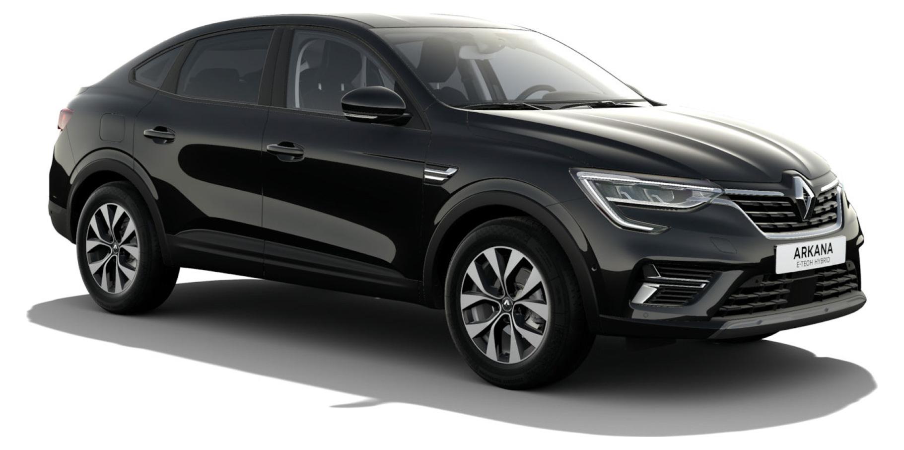 ARKANA nouveau véhicule Renault