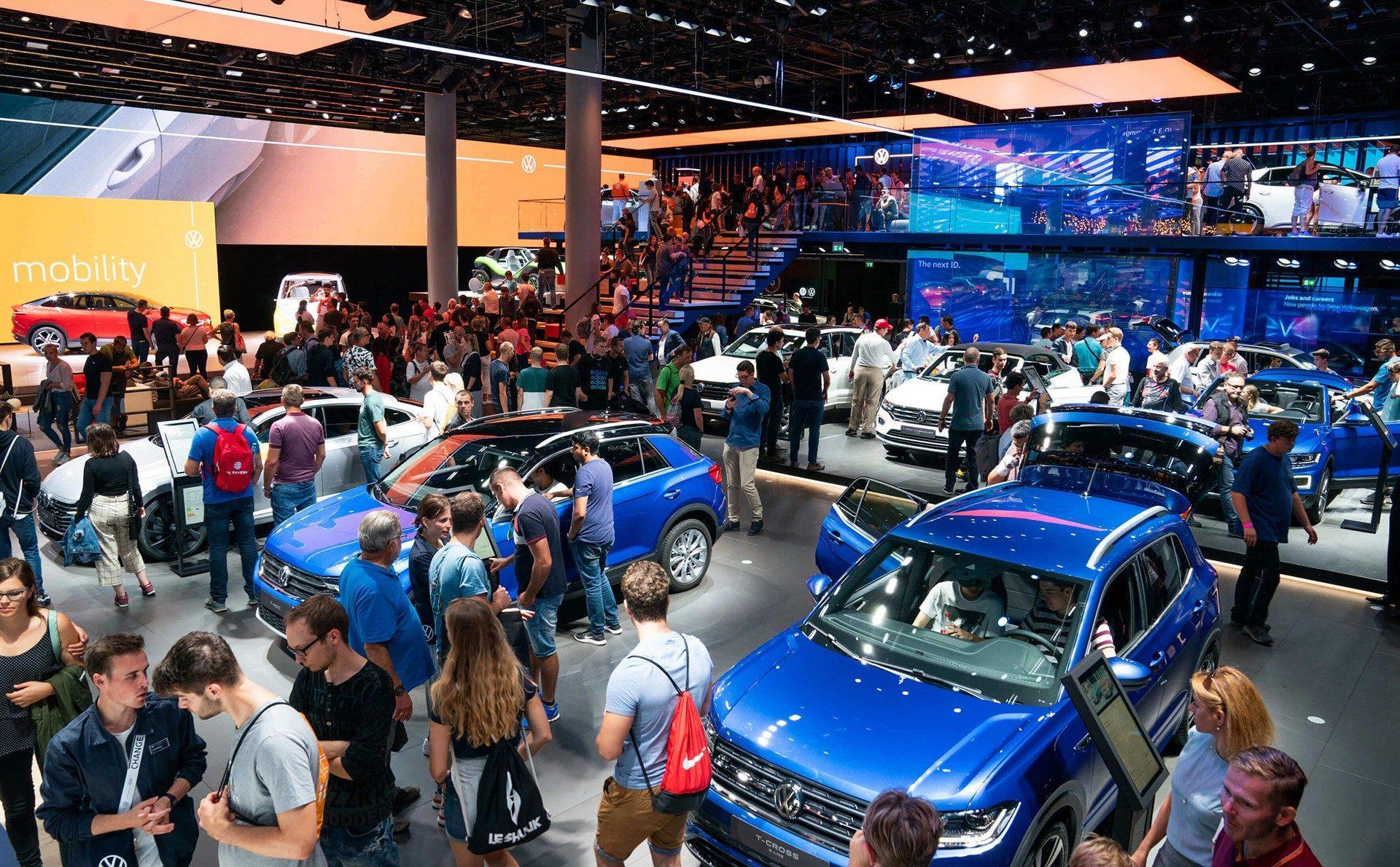 BMW, Renault, Volkswagen, etc. : toutes les nouveautés du salon de Munich 2021